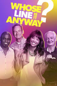 Whose Line Is It Anyway? Season 17 Episode 2 - Gary Anthony Williams 7