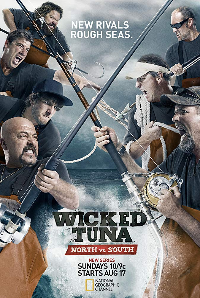 Wicked Tuna: North vs. South - Season 3