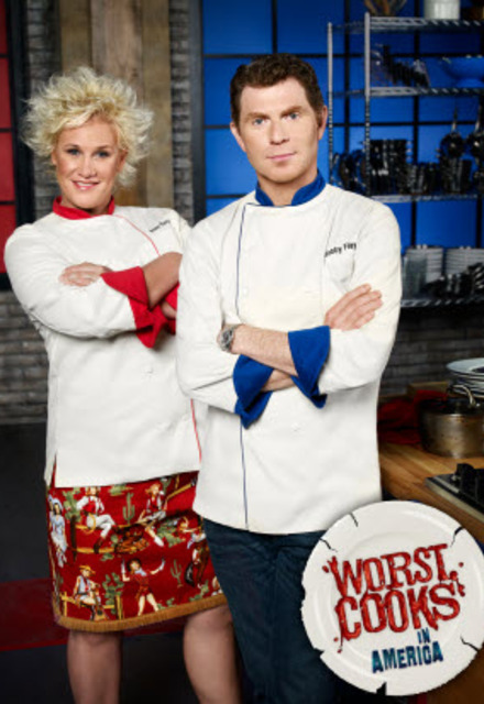 Worst Cooks in America - Season 16 Episode 5 - Celebrity: Waited on Hand and Foot