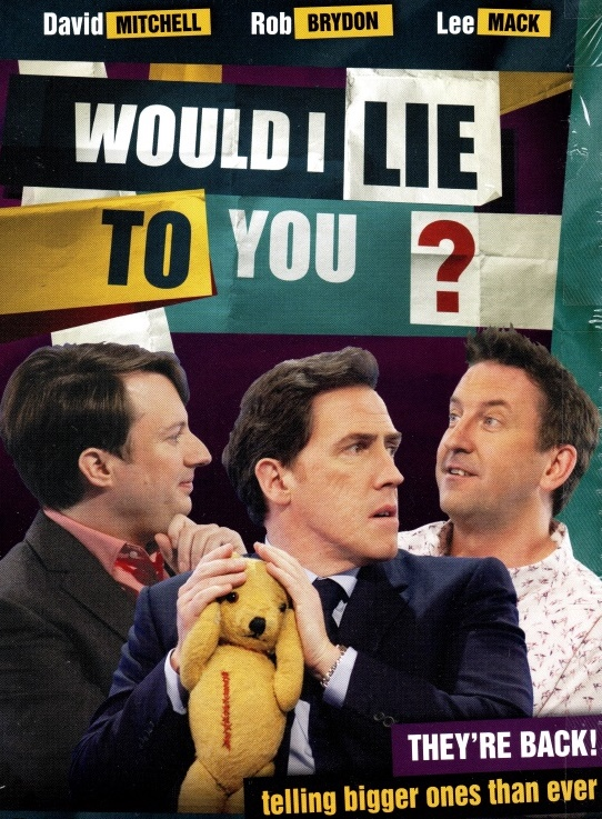 Would I Lie To You? - Season 1 Episode 6