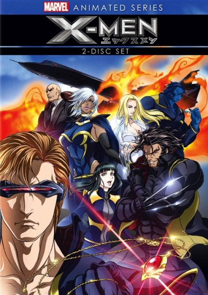 X-Men Anime Serie - Season 1