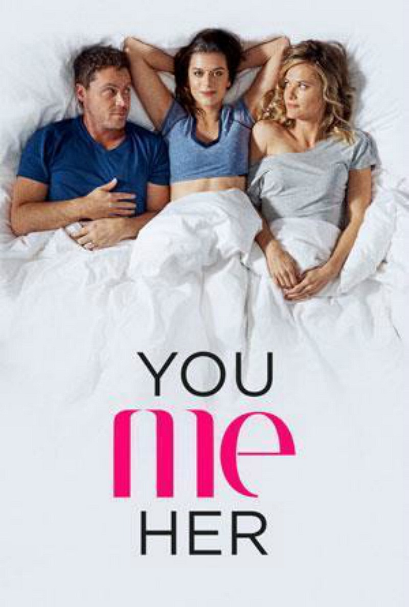 You Me Her - Season 4 Episode 7 - Now Who's Got Egg in Her Hair?