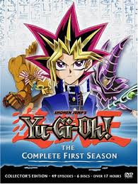 Yu-Gi-Oh! - Season 1 (English Audio)