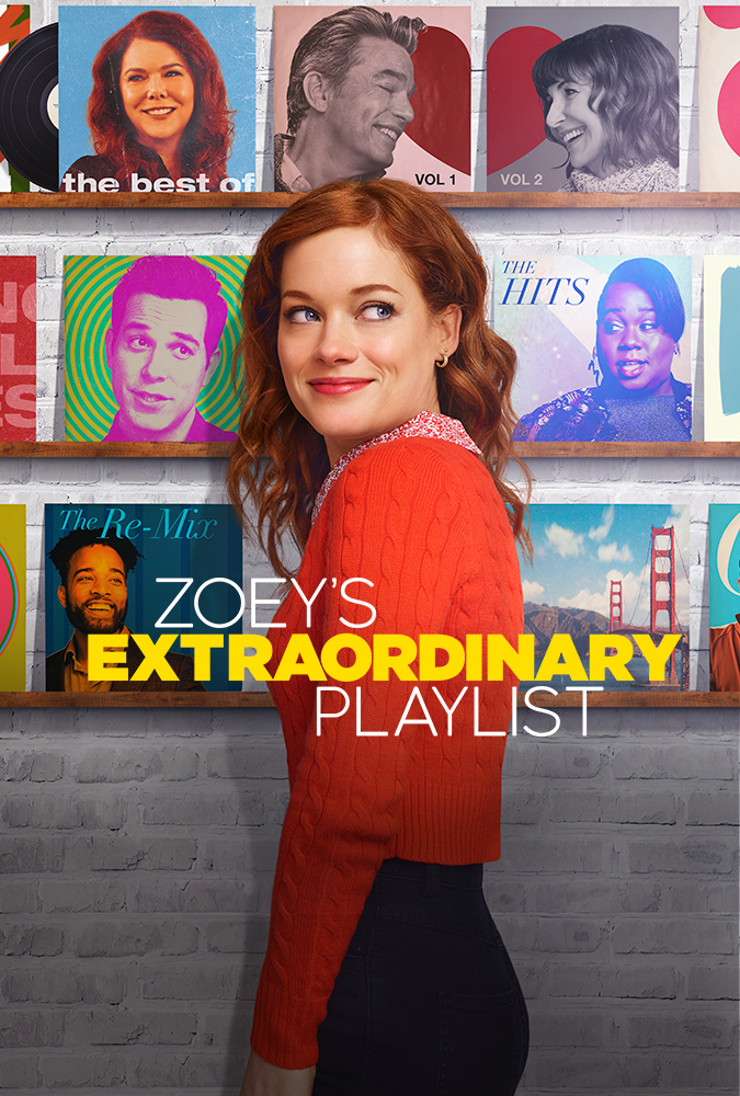Zoey's Extraordinary Playlist - Season 1 Episode 3 - Zoey's Extraordinary Boss