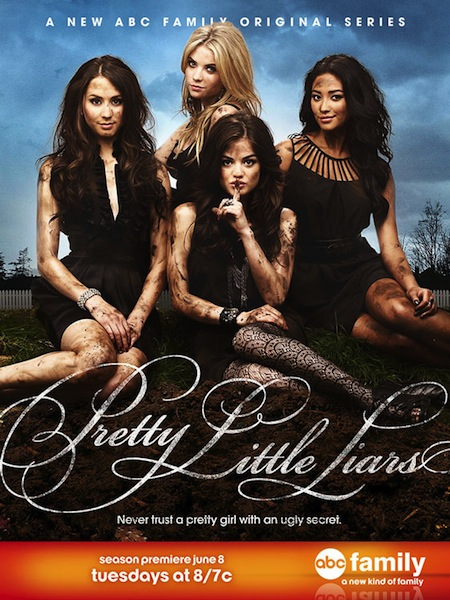 Watch Pretty Little Liars - Season 1 Episode 07: The ...