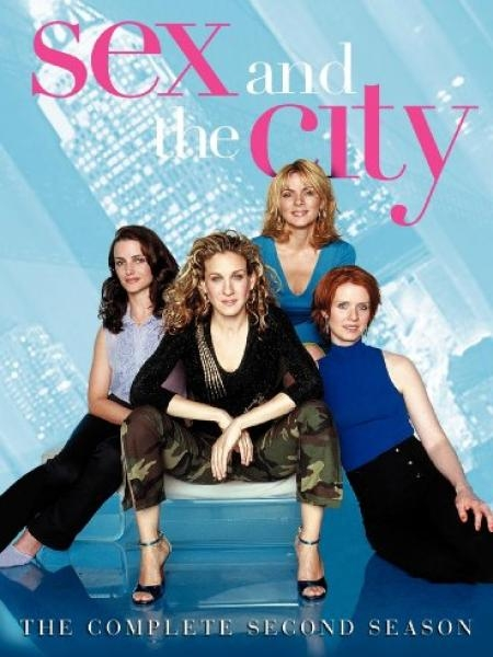 Sex and the City Season 2 Episode 8: